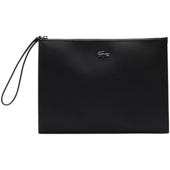 Malas Mulher Pouch / Clutch Lacoste MAROQUINERIE SAC NF2791AA preto
