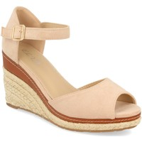 Sapatos Mulher Sandálias H&d EY-19 Beige
