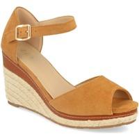 Sapatos Mulher Sandálias H&d EY-19 Camel