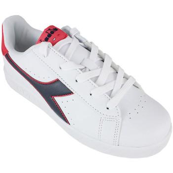 Sapatos Criança Sapatilhas Diadora game p gs c8627 Vermelho