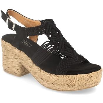 Sapatos Mulher Sandálias H&d YZ19-117 Negro