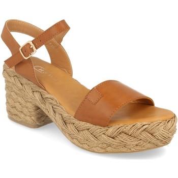 Sapatos Mulher Sandálias H&d YZ19-63A Camel