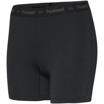 Textil Mulher Shorts / Bermudas Hummel Short femme  Perofmance Hipster noir