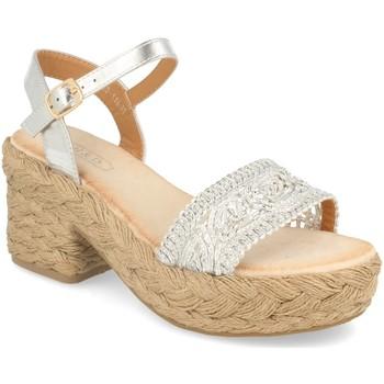 Sapatos Mulher Sandálias H&d YZ19-118 Plata