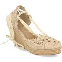 Sapatos Mulher Alpargatas H&d YZ19-53 Beige
