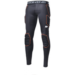 Textil Collants Sp Fútbol Leggings interiores Pantera Criança Preto