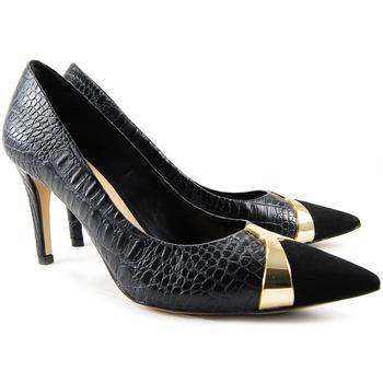 Sapatos Mulher Sapatos & Richelieu Parodi Shoes 60/8963/01 Black