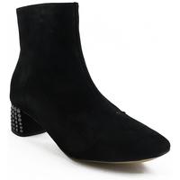 Sapatos Mulher Botins Parodi Shoes 73/2501/99 Black