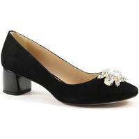 Sapatos Mulher Sapatos Parodi Shoes 73/2008/01 Black