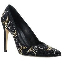 Sapatos Mulher Sapatos & Richelieu Parodi Shoes 73/2909/01 Black