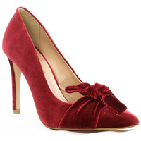 Sapatos Mulher Sapatos & Richelieu Parodi Shoes 82/3620/02 Bordeaux