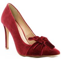 Sapatos Mulher Sapatos & Richelieu Parodi Passion 82/3620/02 Bordô