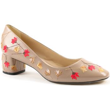 Sapatos Mulher Sapatos Parodi Shoes 73/2015/02 Beige