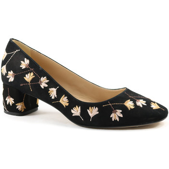Sapatos Mulher Sapatos Parodi Passion 73/2015/01 Preto