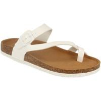 Sapatos Mulher Sandálias Silvian Heach M-15 Blanco