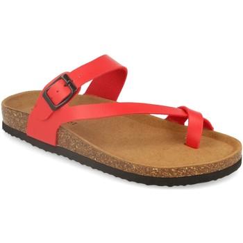 Sapatos Mulher Sandálias Silvian Heach M-15 Rojo