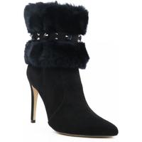 Sapatos Mulher Botins Parodi Shoes 73/2901/01 Black