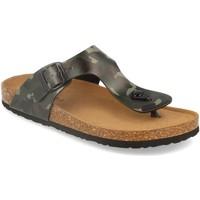 Sapatos Homem Chinelos Silvian Heach M-152 Camuflaje