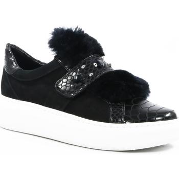 Sapatos Mulher Sapatilhas Parodi Shoes 73/3809/01 Black