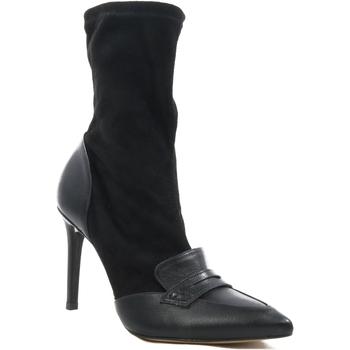 Sapatos Mulher Botins Parodi Shoes 73/3867/01 Black