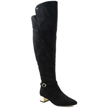 Sapatos Mulher Botas altas Parodi Shoes 73/7210/01 Black
