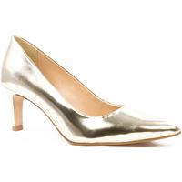 Sapatos Mulher Escarpim Parodi Shoes 82/3706/03 Gold