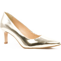 Sapatos Mulher Sapatos & Richelieu Parodi Shoes 82/3706/03 Gold