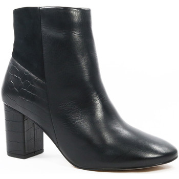 Sapatos Mulher Botins Parodi Shoes 82/3722/01 Black