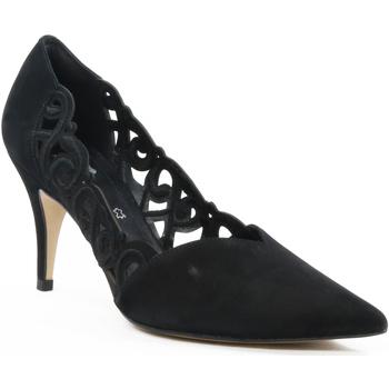 Sapatos Mulher Sapatos & Richelieu Parodi Shoes 73/4251/01 Black