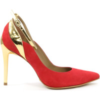 Sapatos Mulher Sapatos & Richelieu Parodi Passion 73/8112/02 Vermelho