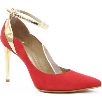 Sapatos Mulher Sapatos & Richelieu Parodi Shoes 73/8112/02 Red