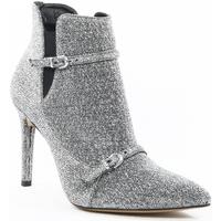 Sapatos Mulher Botins Parodi Passion 73/3869/01 Prata