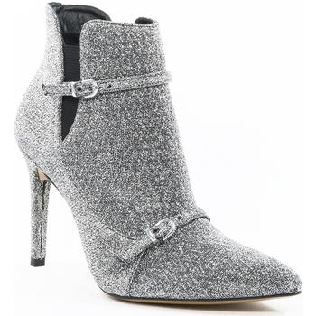 Sapatos Mulher Botins Parodi Shoes 73/3869/01 Silver