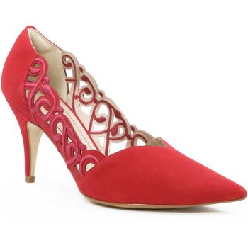 Sapatos Mulher Botins Parodi Shoes 73/4251/02 Red