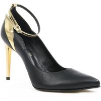 Sapatos Mulher Botins Parodi Shoes 73/8112/01 Black