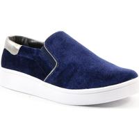 Sapatos Mulher Sapatilhas Parodi Shoes 68/1770/01 Blue