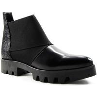 Sapatos Mulher Botas baixas Parodi Passion 65/6780/01 Preto