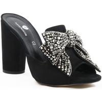 Sapatos Mulher Chinelos Parodi Passion 73/2752/01 Preto
