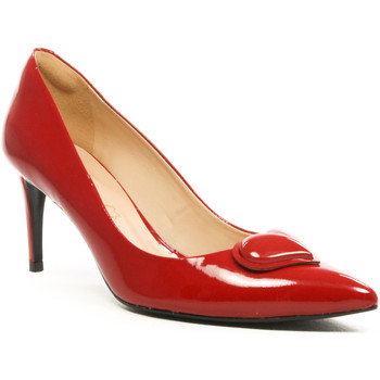 Sapatos Mulher Sapatos & Richelieu Parodi Shoes 60/2130/98 Red