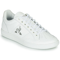 Sapatos Mulher Sapatilhas Le Coq Sportif COURT CLAY W Branco