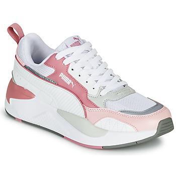 Sapatos Mulher Sapatilhas Puma X-RAY 2 Branco / Rosa