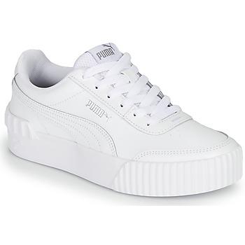 Sapatos Mulher Sapatilhas Puma CARINA LIFT Branco