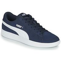 Sapatos Homem Sapatilhas Puma SMASH Marinho