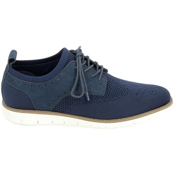Sapatos Homem Sapatos & Richelieu Schmoove Echo Derby Marine Azul