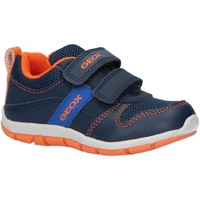 Sapatos Rapaz Multi-desportos Geox B023XA 0FE14 B HEIRA Azul