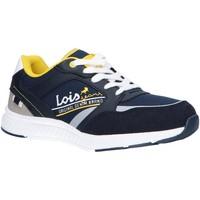 Sapatos Criança Multi-desportos Lois 63054 Azul