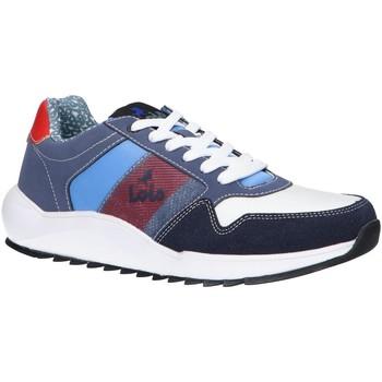 Sapatos Homem Multi-desportos Lois 84935 Azul