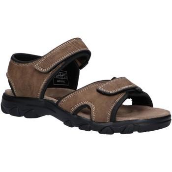 Sapatos Homem Sandálias Lois 86048 Marr?n