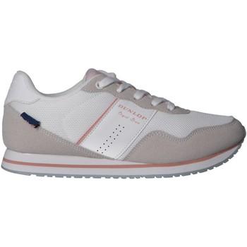 Sapatos Criança Multi-desportos Dunlop 35527 Blanco