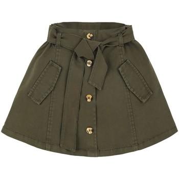 Textil Rapariga Shorts / Bermudas Mayoral Kids Falda sarga Verde verde
